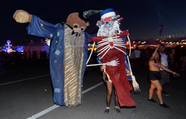 EDC「17th Annual Electric Daisy Carnival - Day 1」:写真・画像(9)[壁紙.com]