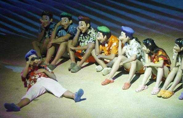 Haikou「Zhang Yimou's 'Impression Hainan Island' Debuts In Haikou」:写真・画像(13)[壁紙.com]