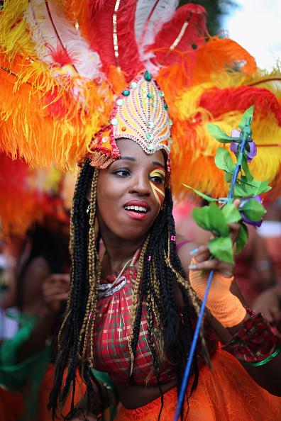 Masquerade Mask「The Annual Notting Hill Carnival Celebrations 2014」:写真・画像(10)[壁紙.com]