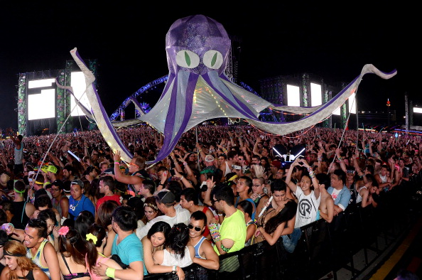 Octopus「17th Annual Electric Daisy Carnival - Day 1」:写真・画像(14)[壁紙.com]