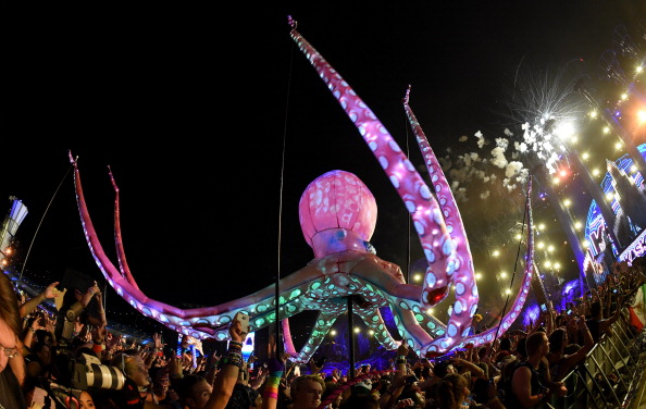 Octopus「18th Annual Electric Daisy Carnival - Day 2」:写真・画像(15)[壁紙.com]