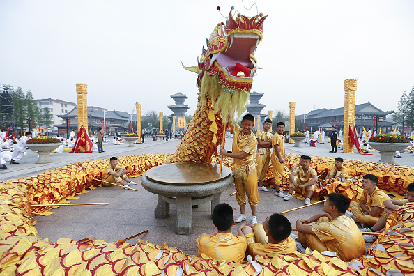 Finance and Economy「2016 Ancestor Worship Ceremony In Yellow Emperor's Native Place」:写真・画像(16)[壁紙.com]