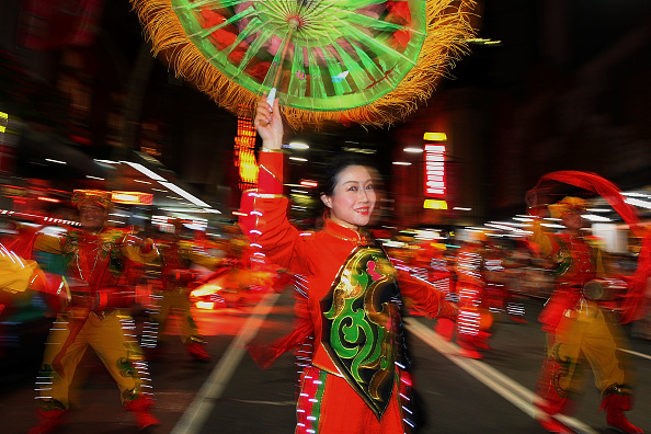 Participant「Chinese New Year Twilight Parade」:写真・画像(19)[壁紙.com]