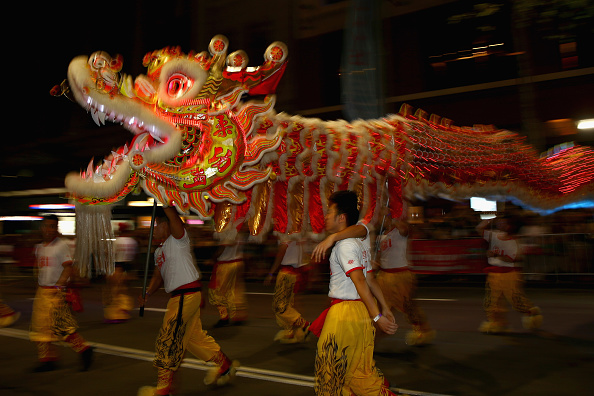 Chinese Culture「Chinese New Year Twilight Parade」:写真・画像(7)[壁紙.com]