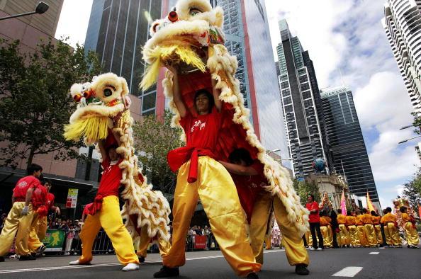シドニー「Chinese New Year Parade In Sydney's Chinatown」:写真・画像(10)[壁紙.com]