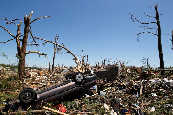 Damaged「Tornadoes Rip Through Alabama, Killing Close To 300 People」:写真・画像(12)[壁紙.com]