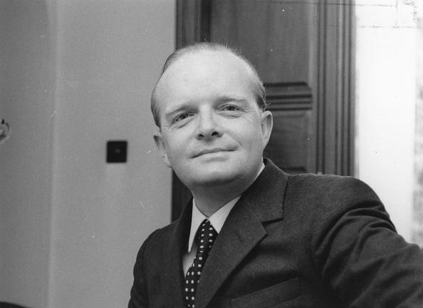 Truman Capote「Truman Capote」:写真・画像(2)[壁紙.com]