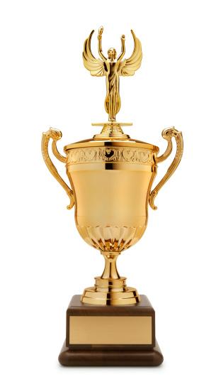 Winning「Trophy」:スマホ壁紙(3)