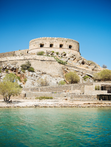 Indigenous Culture「Spinalonga Crete Greece」:スマホ壁紙(19)