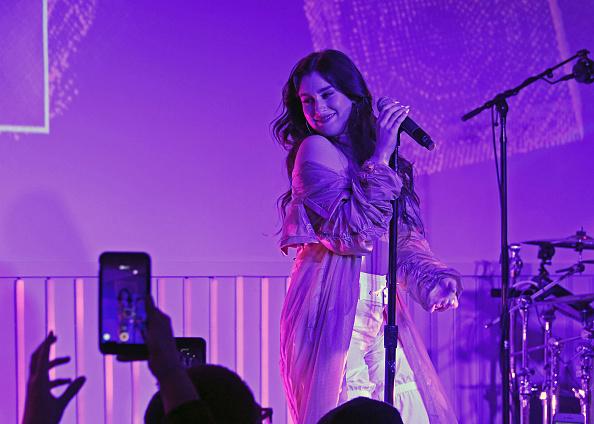 女性歌手「Lauren Jauregui Performs At Sony's Lost In Music Pop-Up NYC」:写真・画像(10)[壁紙.com]