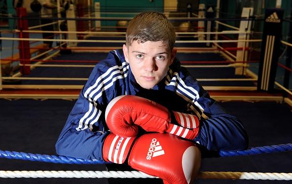 Boxer Luke Campbell「Boxer Luke Campbell」:写真・画像(1)[壁紙.com]