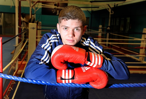 Boxer Luke Campbell「Boxer Luke Campbell」:写真・画像(0)[壁紙.com]