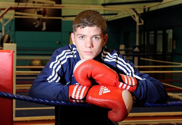 Boxer Luke Campbell「Boxer Luke Campbell」:写真・画像(2)[壁紙.com]