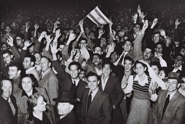 Israel「(FILE) Israel At 60: The Birth Of A Nation」:写真・画像(5)[壁紙.com]
