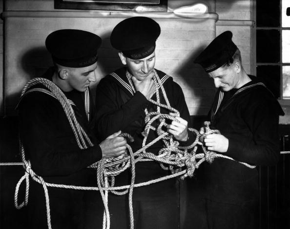 Rope「Sailors Tie Knots」:写真・画像(11)[壁紙.com]