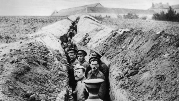 British Culture「In The Trenches」:写真・画像(0)[壁紙.com]