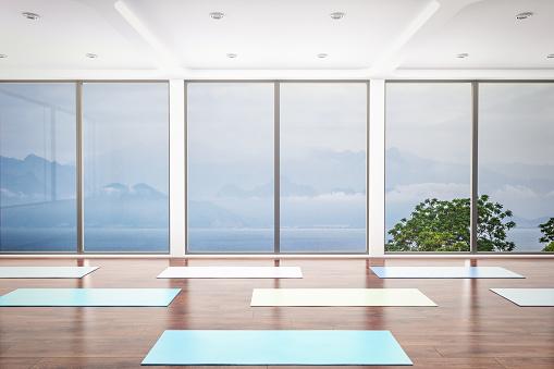 Workshop「Yoga Class Interior」:スマホ壁紙(3)