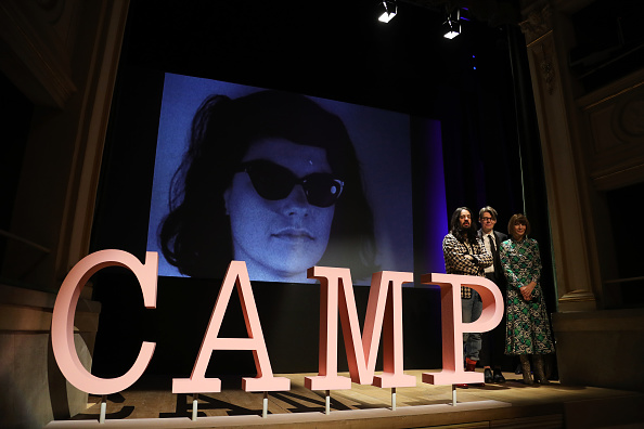 "The Costume Institute「Press event for The Costume Institute's spring 2019 exhibition ""Camp: Notes on Fashion""」:写真・画像(7)[壁紙.com]"