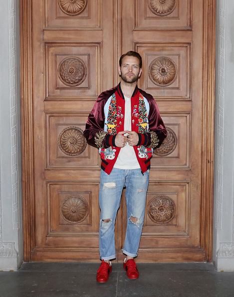 Canvas Shoe「Gucci Cruise 2018 - Arrivals」:写真・画像(18)[壁紙.com]