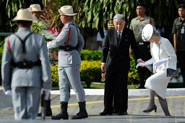 Emperor Akihito「Japan's Emperor And Empress State Visit To Philippines」:写真・画像(14)[壁紙.com]