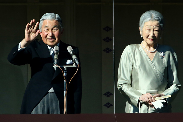 お正月「Japan's Royal Family New Year Greeting」:写真・画像(3)[壁紙.com]