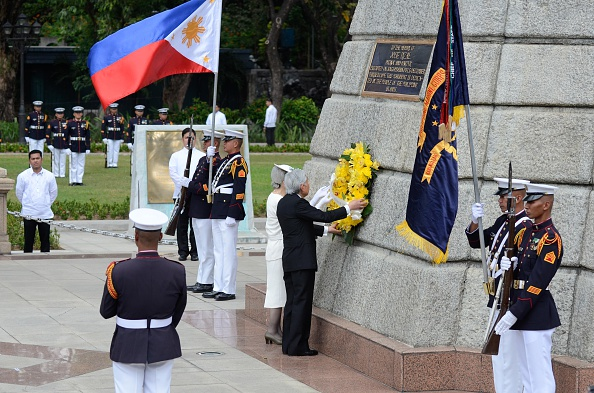 Emperor Akihito「Japan's Emperor And Empress State Visit To Philippines」:写真・画像(16)[壁紙.com]