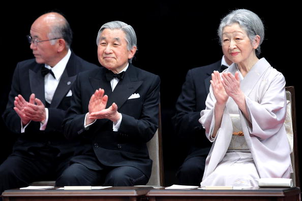 Japanese Royalty「Emperor And Empress Attend Japan Prize Presentation Ceremony」:写真・画像(7)[壁紙.com]