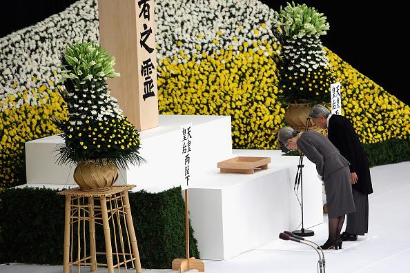 Japanese Royalty「Japan Marks The 64th Anniversary Of World War II Surrender」:写真・画像(8)[壁紙.com]