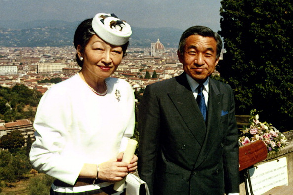 Franco Origlia「Emperors Of Japan Visit Florence」:写真・画像(4)[壁紙.com]