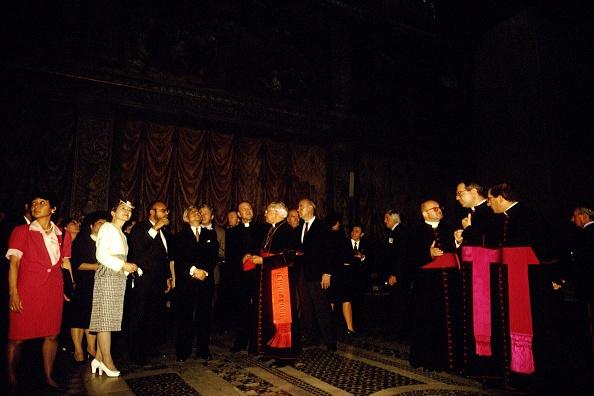 Empress Michiko「Emperors Of Japan Visit Vatican」:写真・画像(10)[壁紙.com]