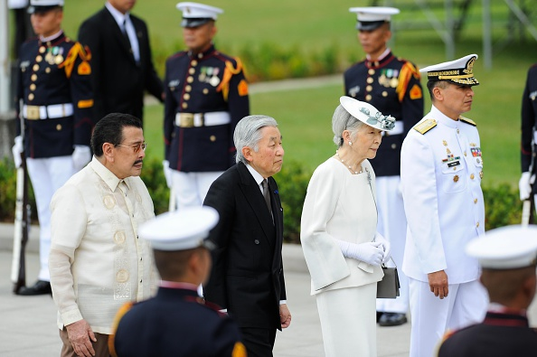 Emperor Akihito「Japan's Emperor And Empress State Visit To Philippines」:写真・画像(0)[壁紙.com]