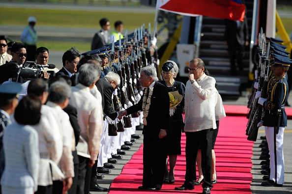 Emperor Akihito「Japan's Emperor And Empress State Visit To Philippines」:写真・画像(1)[壁紙.com]
