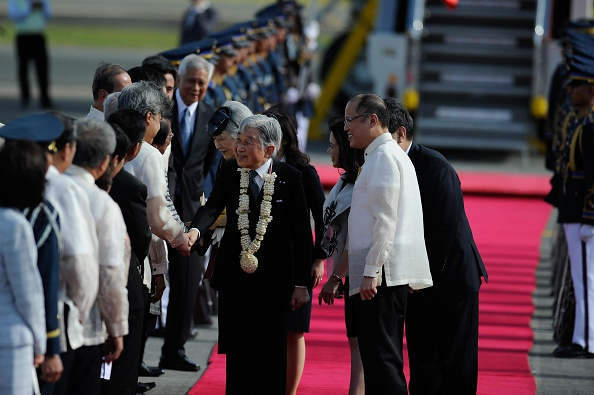 Emperor Akihito「Japan's Emperor And Empress State Visit To Philippines」:写真・画像(10)[壁紙.com]