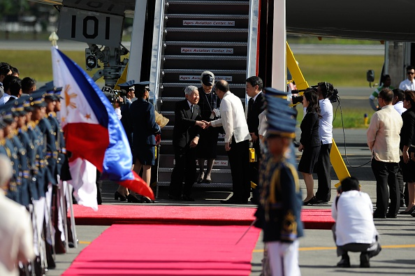 Emperor Akihito「Japan's Emperor And Empress State Visit To Philippines」:写真・画像(11)[壁紙.com]