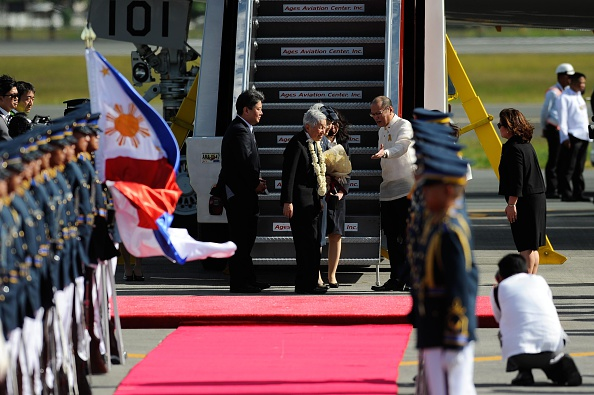 Emperor Akihito「Japan's Emperor And Empress State Visit To Philippines」:写真・画像(2)[壁紙.com]