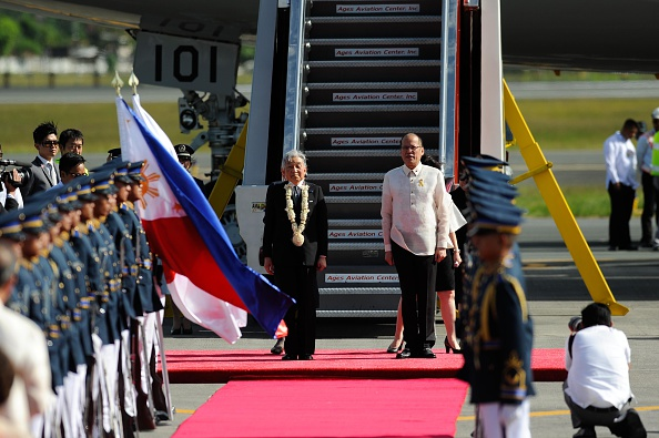 Emperor Akihito「Japan's Emperor And Empress State Visit To Philippines」:写真・画像(3)[壁紙.com]