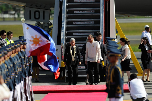 Emperor Akihito「Japan's Emperor And Empress State Visit To Philippines」:写真・画像(8)[壁紙.com]