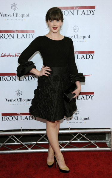 "Larry Busacca「""The Iron Lady"" New York Premiere - Arrivals」:写真・画像(16)[壁紙.com]"