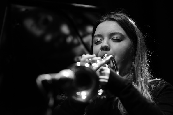 金管楽器「Clark Tracey Band At South Coast Jazz Festival」:写真・画像(19)[壁紙.com]