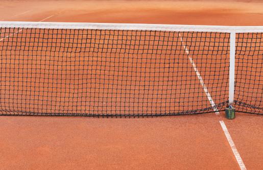 テニス「テニスコート」:スマホ壁紙(15)