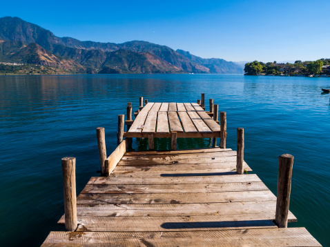 Lake Atitlan「Lago de Atitlan, Guatemala」:スマホ壁紙(4)