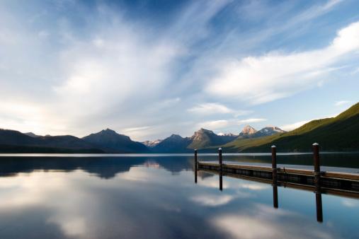 McDonald Lake「Reflections」:スマホ壁紙(14)