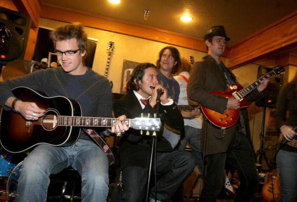 Entertainment Tonight「UT: Gibson Guitar And Entertainment Tonight Celebrity Hospitality Lodge Sunday」:写真・画像(1)[壁紙.com]