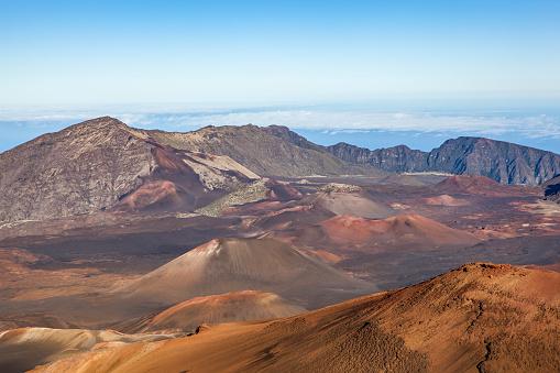 Haleakala Crater「haleakala national park, maui island, hawaii islands」:スマホ壁紙(7)