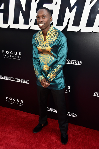 "Black Shoe「Premiere Of Focus Features' ""BlacKkKlansman"" - Arrivals」:写真・画像(14)[壁紙.com]"