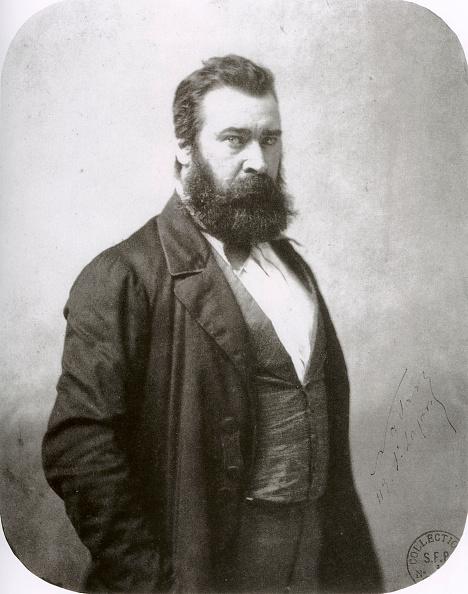 Jean Francois Millet「Jean-François Millet, French painter, c1860s. Artist: Nadar」:写真・画像(15)[壁紙.com]