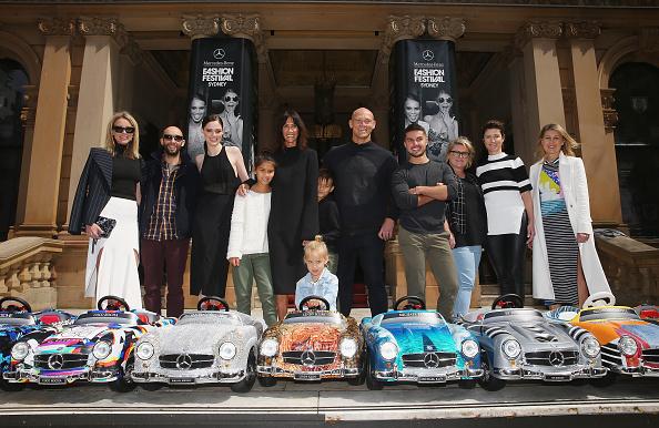 Land Vehicle「Mercedes-Benz Fashion Festival Sydney Media Call」:写真・画像(12)[壁紙.com]