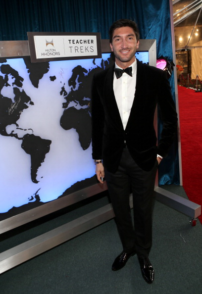 Evan Lysacek「NBCUniversal Golden Globes Viewing And After Party - Red Carpet」:写真・画像(11)[壁紙.com]