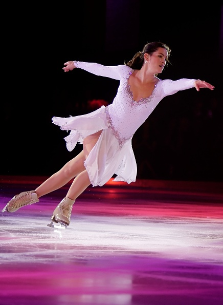 Nancy Kerrigan「Frosted Pink Presented By sanofi-aventis and Wachovia - Show」:写真・画像(15)[壁紙.com]