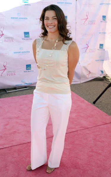 Nancy Kerrigan「Frosted Pink Presented By sanofi-aventis and Wachovia - Arrivals」:写真・画像(9)[壁紙.com]